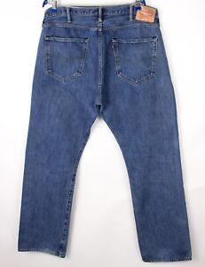 Levi's Strauss & Co Hommes 501 Jeans Jambe Droite Taille W40 L32 BCZ907