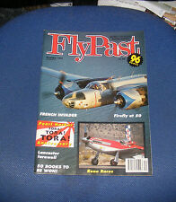 FLYPAST MAGAZINE DECEMBER 1991 - FRENCH INVADER/FIREFLY AT 50/LANCASTER FAREWELL