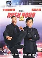 Rush Hour 2 (DVD, 2001) Jacky Chan Tucker