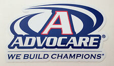 "AdvoCare Sticker 10"" Wide Contour Cut Printed 2360"