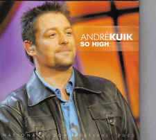 Andre Kuik-So High cd single