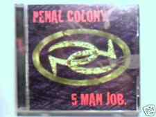 PENAL COLONY 5 Man job PSYCHIC TV FRONT LINE ASSEMBLY