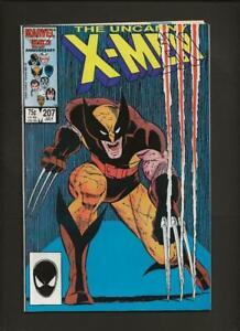 X-Men 207 FN/VF 7.0 High Definition Scans