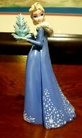 "Elsa Collectible Garden Figurine Olaf's Frozen Adventure 8"" Disney Frozen 2 New!"