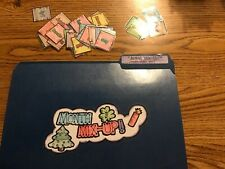 Month Mix Ups months of year Social Studies Centers File Folder Games 2-4 grades