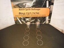 Indian Scout Piston Kit Pistons Rings Ring Dia 73.00 .070 Over Size