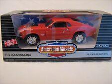 Ertl American Muscle 1970 Boss 429 Mustang 1:18