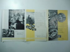 Zeiss Ikon. Pronti in due secondi... Pieghevole pubblicitario, Nettar, 1937