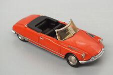 FRANCE MINIATURE- CITROEN DS 19 cabriolet 1961
