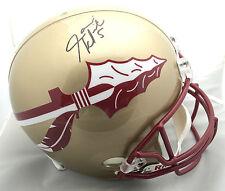 Jameis Winston Signed Florida State Seminoles Full Size Helmet JSA