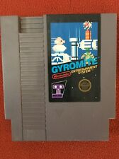 NES Gyromite Video Game For Nintendo 5-Screw Back