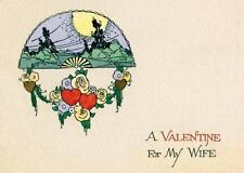 Valentine's Day: A Valentine for My Wife Greeting Card (2013, Cards,Flash Cards)