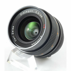 Zeiss Distagon 28mm f/2.8 T* C/Y Mount *EXCELLENT CONDITION*  |UK CAMERA DEALER|