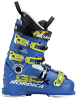 NORDICA GPX 100 MEN's Downhill ski boots size 27.5 *NEW* - Flex 100 Last 98mm