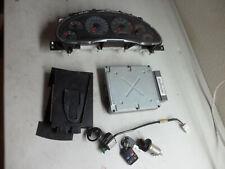 2000 Ford Mustang GT Speedometer GEM Module Computer PATS Transponder Key & Fob