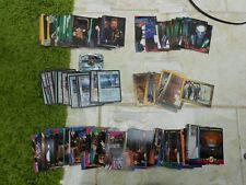 162 BABYLON 5 TRADING CARDS,Warner Bros,SkyBox,Season 2,3,SPECIAL EDITION et,LOT