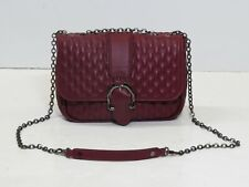 Longchamp AMAZN MAT SM XBD Amazone Shoulder Bag S Burgundy w/ Dust Cover
