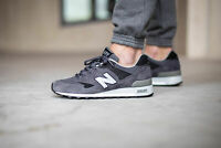 New Balance 577 'Made in UK' / Grey - Black Men's Sneaker / M577DGG / Limited