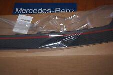 Mercedes Benz Bumper Red Strip Lip Trim Rear CLA C117 250 45AMG Genuine OE