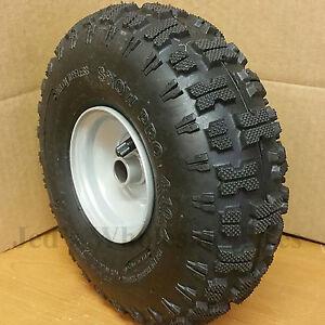 Ariens Snow Blower Thrower Wheel Rim Tire 4.10-4 07124100 07109300 07109500 410-