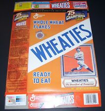 The Breakfast of Champions Wheaties Box Lou Gehrig 75 Years of Champions 1934