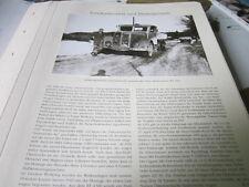 Nutzfahrzeug Archiv 3 Sonderthemen 3254a Markengeschichte Saurer Österreich