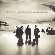 CD de musique rock U2