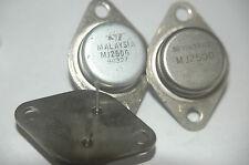 SGS MJ2500 D/C 8123 Original Bipolar Junction Transistor TO-204AA New Quantity-1