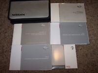 2010 Nissan Titan Owner Owner's User Guide Operator Manual King Crew 5.6L V8