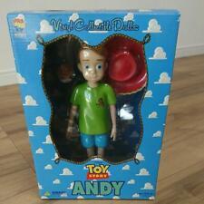 Medicom Toy VCD Andy Toy Story Vinyl Collectible Dolls Disney Pixar