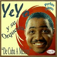 YEYO Y SU ORQUESTA Perlas Cubanas CD #86/120 CUBAN Son Guaracha CUBA Salsa Baile
