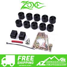 "Zone Offroad 2"" Body Lift Kit 07-18 Jeep Wrangler JK J9210"