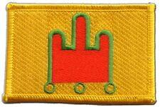 La Russie avec blason boots Drapeau Bootfahne Drapeaux Drapeaux Pour Le Bateau 30x40cm