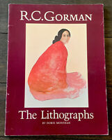 R.C. Gorman: The Lithographs by Doris Monthan, 1st ED
