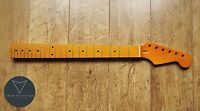 Strat Stratocaster Canadian Maple Electric Guitar Neck Vintage Gloss 22 Fret