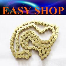 Gold 420 106 Links Drive Chain 50cc 90cc 110cc 125cc ATV QUAD DIRT BIKE PIT PRO