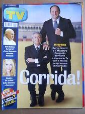 TV Sorrisi e Canzoni n°9 2002 Gerry Scotti Pregadio Shakira  [D54]