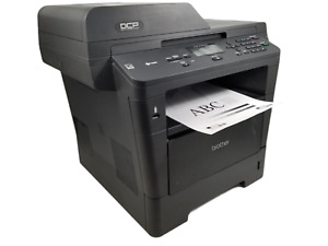 Refurbished Brother DCP DCP-8150DN Laser Multifunction Printer Only 8k Pages!