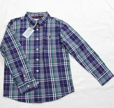 Joules Boys' check Long Sleeve T-Shirts, Tops & Shirts (2-16 Years)