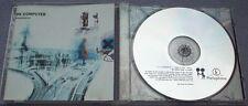 RADIOHEAD OK Computer ITALY Parlophone CD Thom Yorke INDIE BRITPOP ALT ROCK