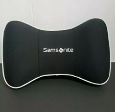 Samsonite Car Or Plane Neck Support Cushion Pillow High-Grade Memory Foam T05