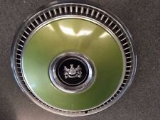 Mercury Grand Marquis Green Hubcap