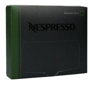 nespresso pro Professional Kaffee Neu Espresso Forte 50 Kapseln