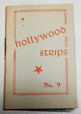 Hollywood Strips Booklet No. 9 Netherlands Maple Leaf Bubble Gum Premium