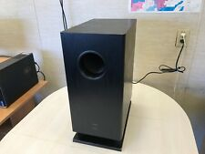 ONKYO SKW-150 black home powered subwoofer 75W