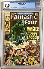 Fantastic Four #97  CGC 7.5