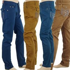 KINDER HOSE CHINOHOSE JUNGEN JEANS STRETCH CHINO SLIM FIT RÖHRE Gr. 128-170 NEW