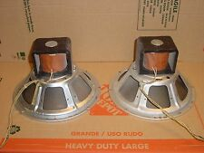 "50's Matched PAIR 12"" Magnavox Field Coil Speaker ~early Jensen theater w.e. a12"