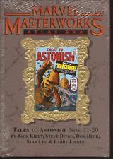 Marvel Masterworks HC Vol 94 Tales To Astonish Limited Variant Edition Brand New