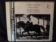 Carl Loewe - Balladen  -Kurt Moll / Cord Garben
